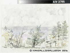 Kansallisgalleria - Taidekokoelmat - Raittila, Tapani
