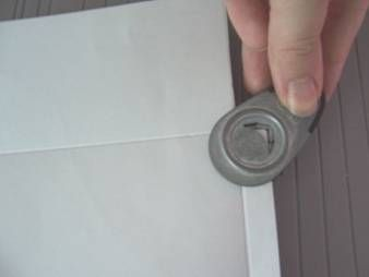 """envelope formula for any size card  1. Measure size of your finished card 2. Length of card plus 1 1/4"""" = Width of Paper 3. Width of Card x 2 plus 1/2 of the width = Length of paper   For example 1.  An A2 card is 51/2"""" long x 4 1/4"""" wide 2. 51/2"""" + 1 1/4 """" = 6 3/4"""" 3. 4/14 x 2 = 8 1/2"""" + half of 4¼ which is 2 1/8  is 8 1/2"""" + 2 1/8 = 10 5/8"""" round up to 10 3/4""""   Your finished paper size is 6 3/4"""" wide x 10 3/4"""" long. use corner punch for rounded edge."""