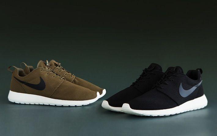 """Le Nike Roshe Run sono state create seguendo i dettami della filosofia Zen, perché indossarle sia un'esperienza rilassante come la meditazione in un giardino orientale. Nike comunica che ha voluto farla """"La personificazione della semplicità"""", e guardandola non si può pensare altrimenti."""