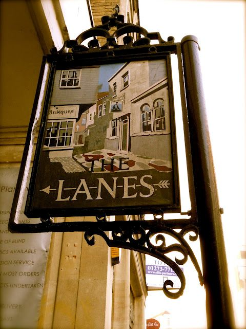 The Lanes are a collection of narrow lanes in Brighton, in the city of Brighton and Hove famous for their small shops (including several antique shops) and narrow alleyways.