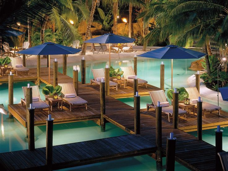Cheeca Lodge and Spa in Islamorada Florida is definately one of our picks for an amazing stay, too.