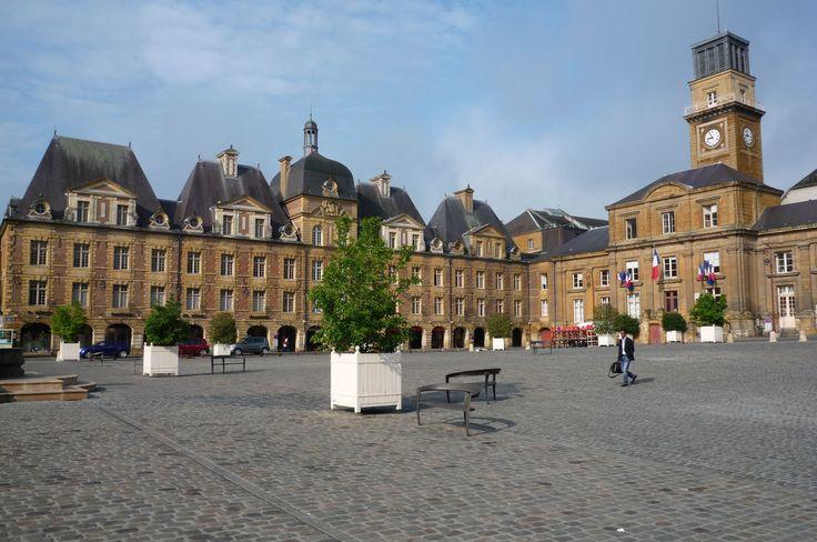 Charleville-Mézières à Champagne-Ardenne