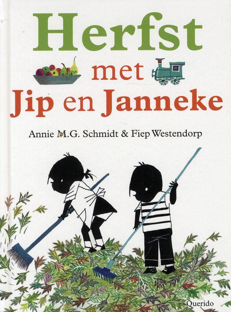Herfst - Boeken/versjes Herfst met Jip en Janneke