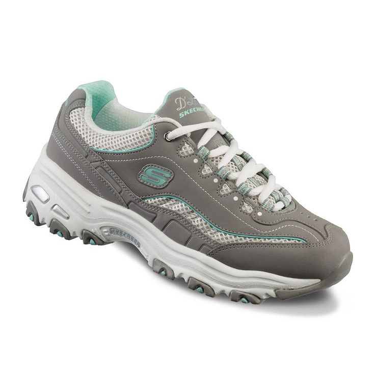 Skechers D'Lites Life Saver Women's Athletic Shoes, Size: 5.5, Beige Oth