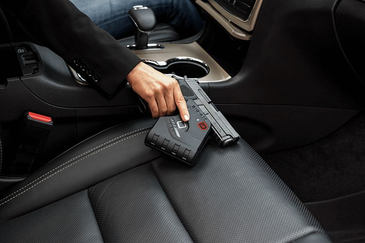 IDENTILOCK® is the fastest, most reliable trigger gun safe lock activated by fingerprint technology! The gun lock that's revolutionizing gun safety.
