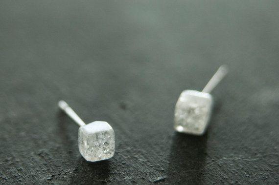 Guy Earrings Mens Earrings Glass Earrings For Men by candyfoxx