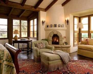 11 Incredibly Cozy Rooms With Fireplaces (PHOTOS)