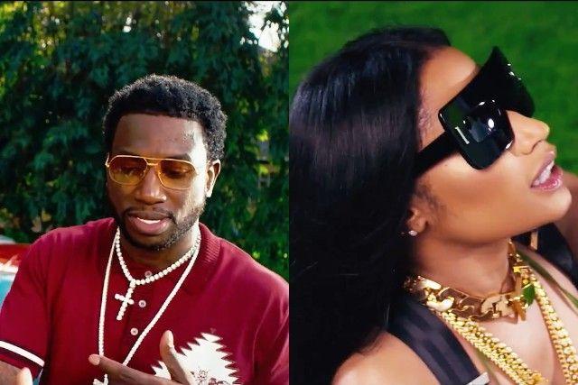 Gucci Mane & Nicki Minaj - Make Love (Music Video)