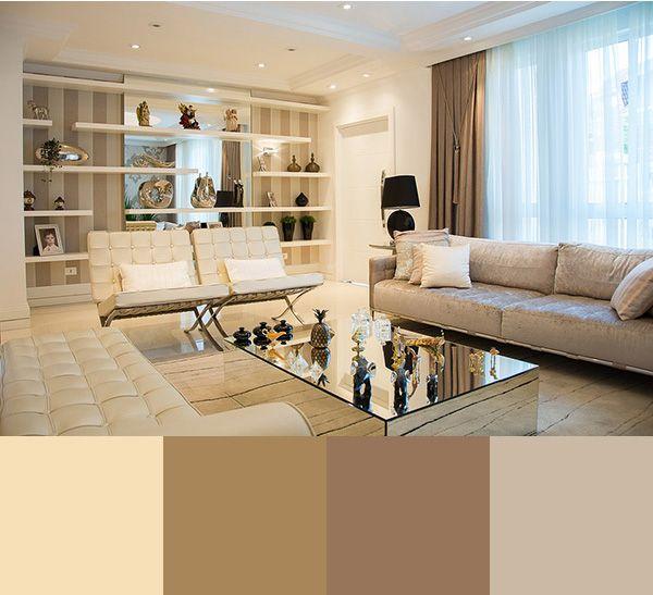 40 Combinaciones De Colores Para Pintar Un Salon Mil Ideas De Decoracion Colores Para Paredes Interiores Colores Para Sala Combinacion De Colores
