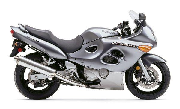 2003 Suzuki GSX 750 F Katana #motorcycles
