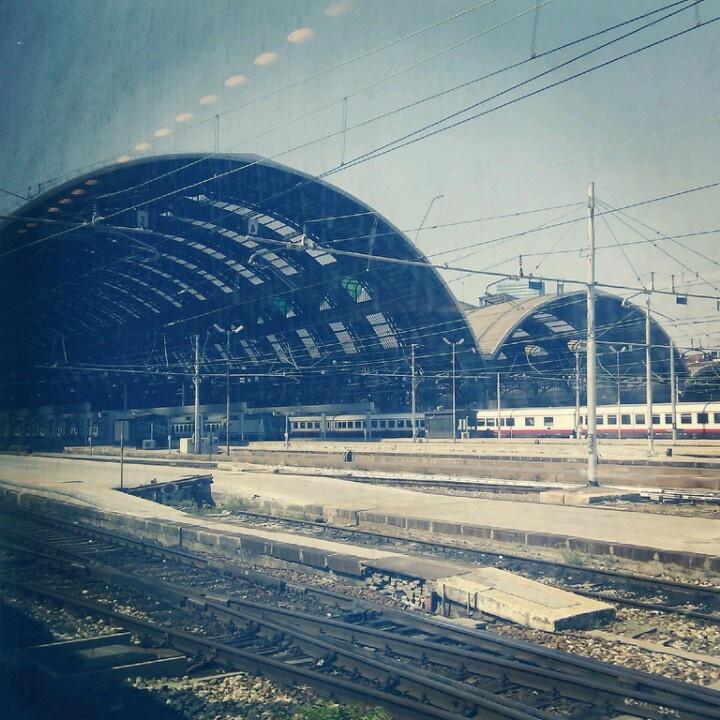 Milano - Central Train Station