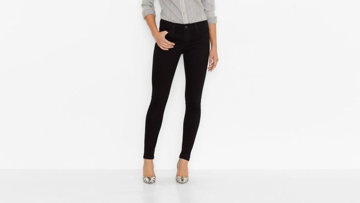710 FlawlessFX Super Skinny Jeans | Black Cove |Levi's® United States (US)