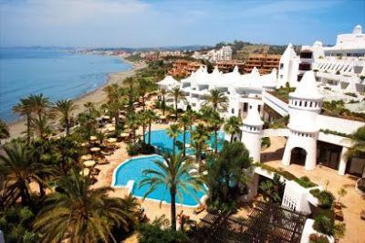 Golf Holiday Hotel -H10 Estepona Palance