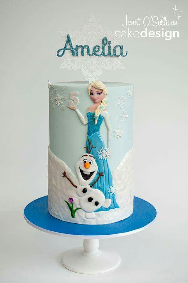 Cake Decorating Kit Frozen : Frozen - For all your cake decorating supplies, please ...