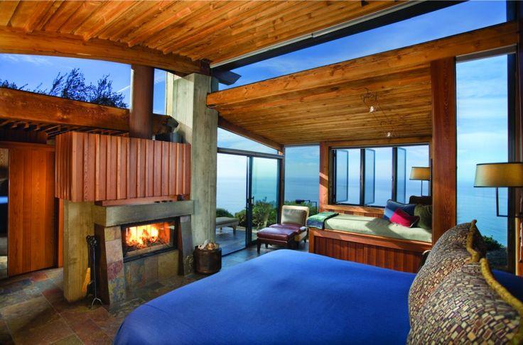 The Best Beachfront Boutique Hotels In The US | Post Ranch - Big Sur | Venuelust