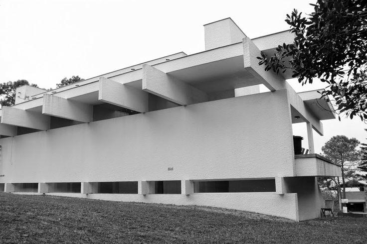 Villa Geneste, Pyla-sur-Mer, La Teste-de-Buch / Architectes Atelier Salier Courtois Lajus Sadirac, 1967