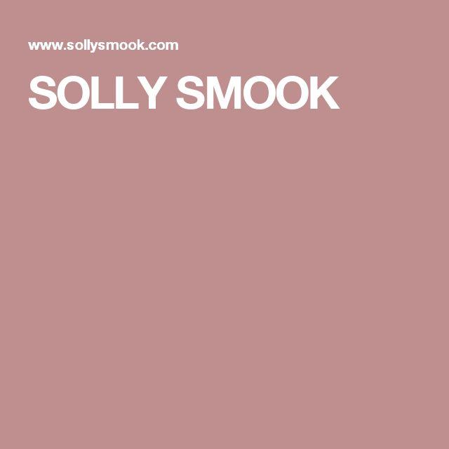SOLLY SMOOK