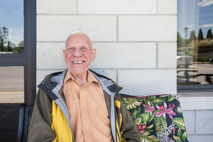 Senior with the best smile! Alavida Lifestyles @Live_Alavida