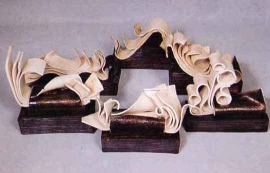 Nurdan Bozkurt, 5. Altın Testi Seramik Yarışması, Güsev Vakfı Ödülü, 1998