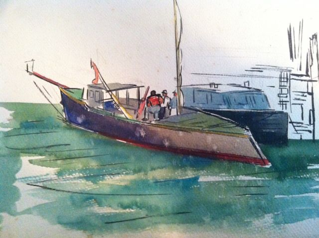 30 best images about jack markow on pinterest for Fishing boats nyc
