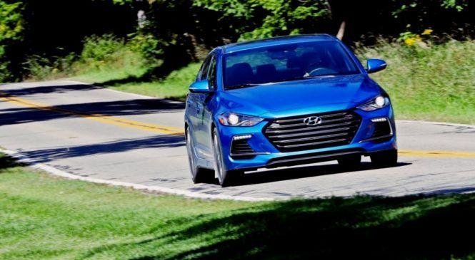 2018 Hyundai Elantra Review