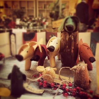 #Arturo and #Hans ©ninamasina at #minnimarket