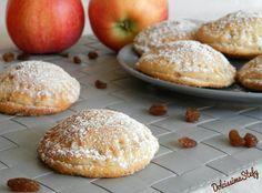 Biscotti vegani alle Mele e Uvetta,ricetta dolce