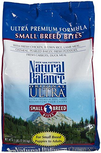 Natural Balance Small Bites Ultra Premium Dog Food 45 lbs >>> See this great product.