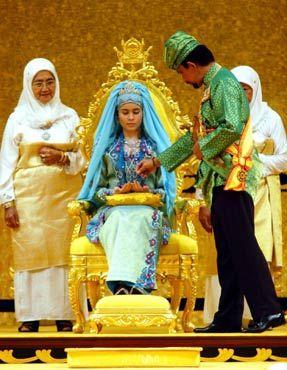 Brunei | Brunei Gears up for Lavish Wedding
