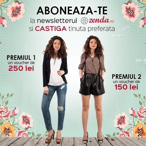 DivaHair si Zenda te provoaca sa fii tu insati si sa porti hainele care spun cel mai bine despre tine ca esti o femeie puternica si frumoasa! Intra in concursul nostru pentru premii extraordinare!