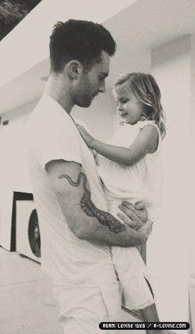 Adam Levine (!!!)