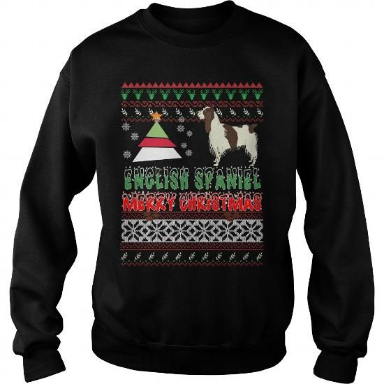 English Spaniel Ugly Christmas Sweater,English Spaniel Christmas Day,English Spaniel Christmas Eve,English Spaniel Noel LIMITED TIME ONLY. ORDER NOW if you like, Item Not Sold Anywhere Else. Amazing for you or gift for your family members and your friends. Thank you #christmas #noel