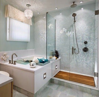 Tile Design Ideas For Bathrooms