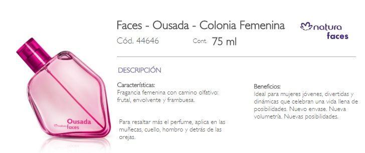FACES - OUSADA