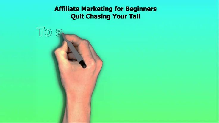 Affiliate Marketing for Beginners - Quit Chasing Your Tail
