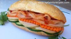 Vietnamese+Sandwich+(Bánh+Mì+Thịt+Nguội)