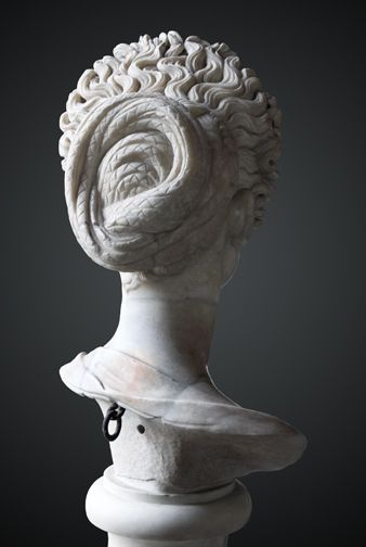 Reinette: Ancient Roman Hairstyles and Headdresses from the Flavian Dynasty to the Age of Trajan 69-117