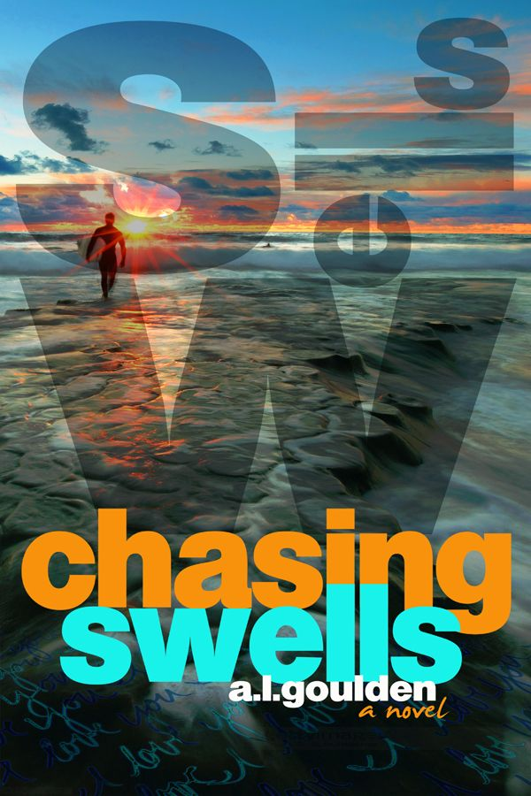 Book Spotlight : CHASING SWELLS by A.L. Goulden   An absorbing journey about riding the waves of life overcoming childhood loss and letting go of the mistakes that barricade us from our potential.  CHASING SWELLS  A.L. Goulden  Genre:Sports RomancePublisher: SmashwordsPublication Date: June 21 2016  Add to Goodreads  A professional surfer struggles to reclaim the Championship when a travel writer is assigned to observe his journey between events. What seems like a dangerous diversion both in…