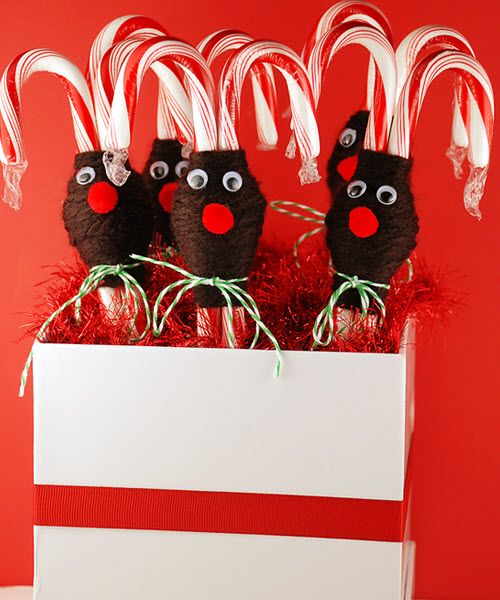 163 best kids christmas crafts young images on pinterest for Christmas crafts for young children