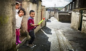 Tories have redefined child poverty as not just about having no money | Society | The Guardian