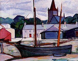 Evening, Kirkcudbright Samuel John Peploe