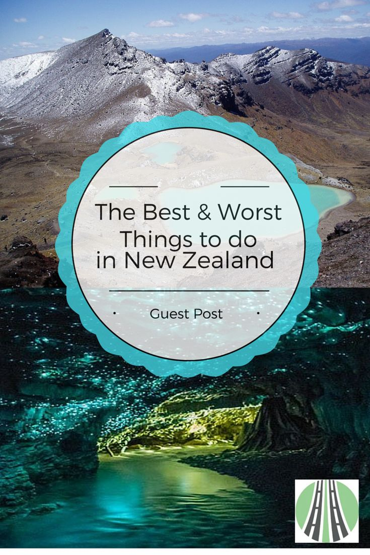 Guest Post Joshua From Slimpalate: The Best & Worst Things To Do In New Zealand