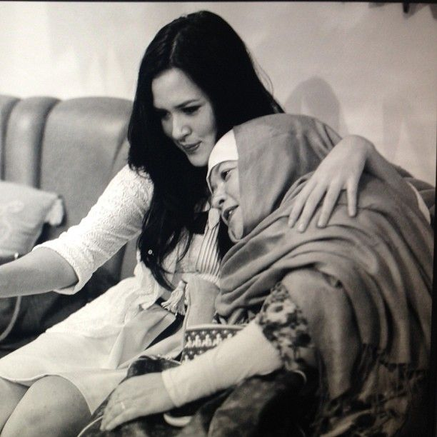 raisa6690 | everything that I am today, I owe to this beautiful woman. Ibu | Webstagram