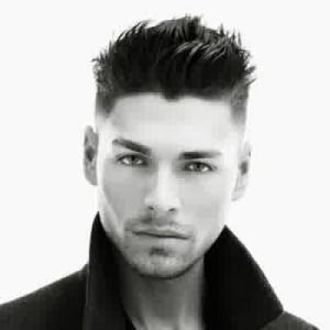 gaya rambut pria terbaru pendek