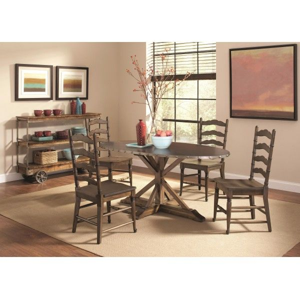 Shop For Lance Dining Table, And Other Dining Room Dining Tables At Star  Furniture TX. The Bold Styling Of The Lance Casual Dining Blends Mixed  Media, ... Part 68
