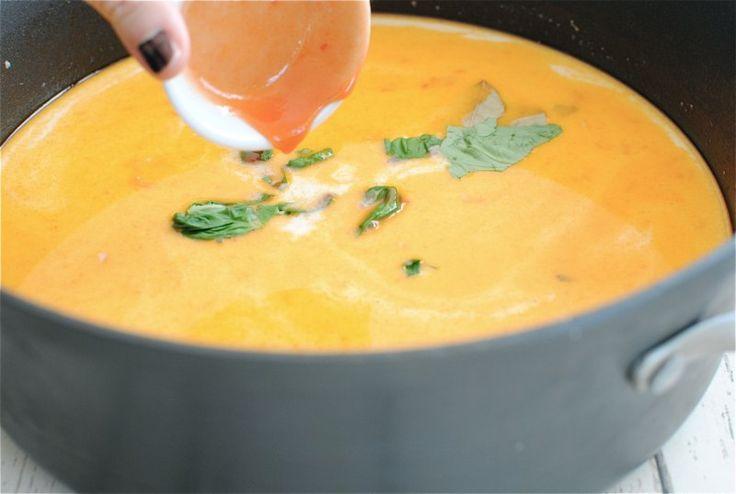 sopa de marisco receta