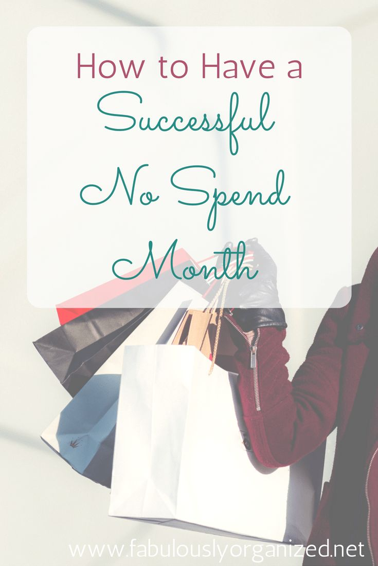 In an attempt to get my discretionary spending under control I'm attempting a No Spend February. Here are some things I'm going to do to make it successful.