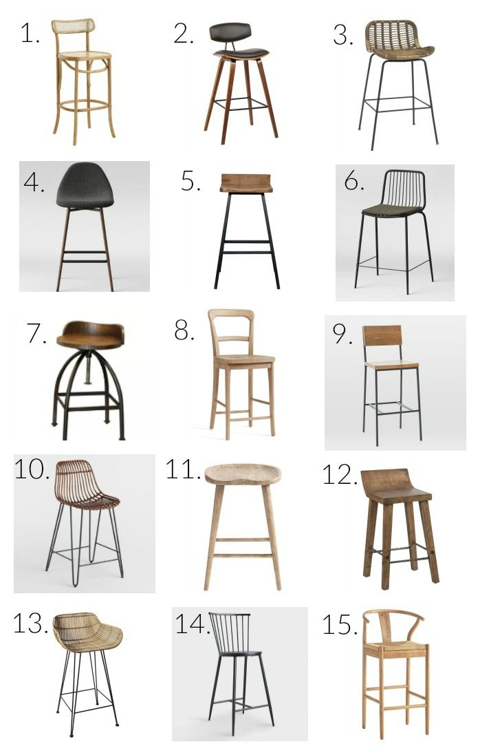 The Best Stylish Counter Height Stools Counter Height Stools Stools For Kitchen Island Oak Bar Stools
