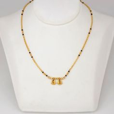 Product - WHPS8.122 | Mangalsutra | Gold | Jewellery