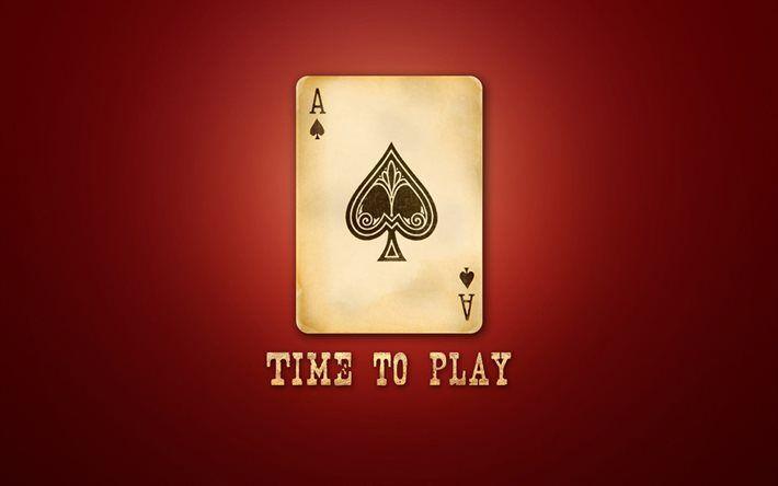 Descargar fondos de pantalla tiempo para jugar, Citas, juegos de azar, casino